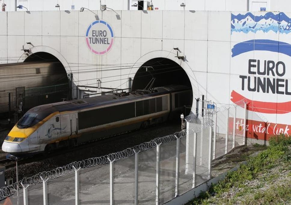 Eurotunnel Delays Service Running On Time After Eight Hour