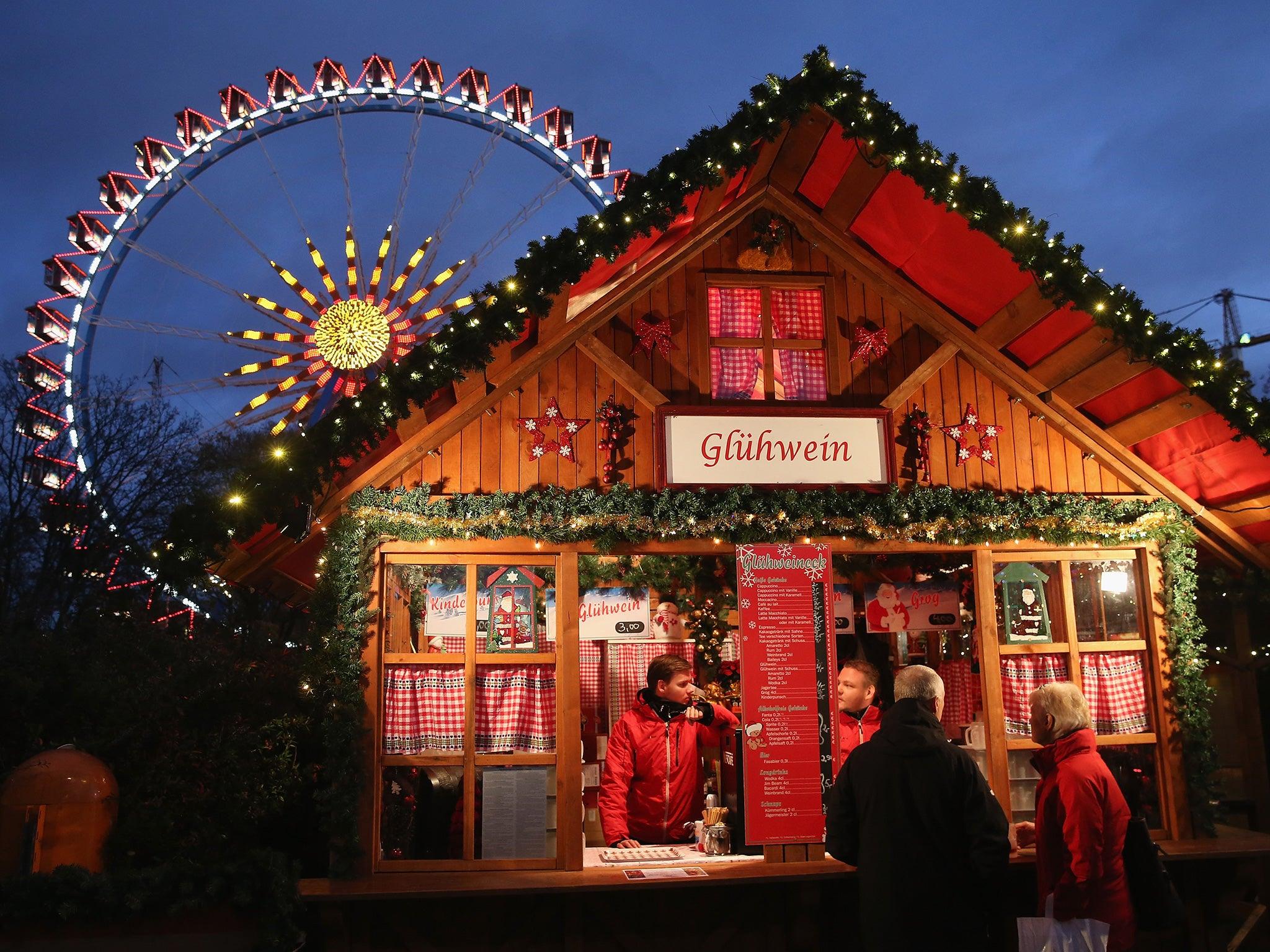 German Christmas Market.Christmas 2015 Seeking Yuletide Tradition In Germany S