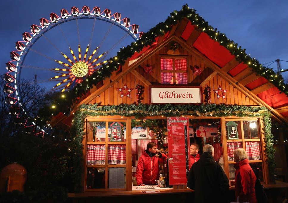 Christmas 2015: Seeking Yuletide tradition in Germany\'s beautiful ...