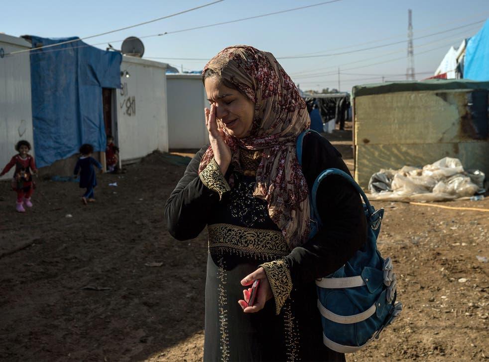 Nadia Murad Basee Taha from the Yazidi minority in northern Iraq spoke at the United Nation's meeting on human trafficking. UNTV