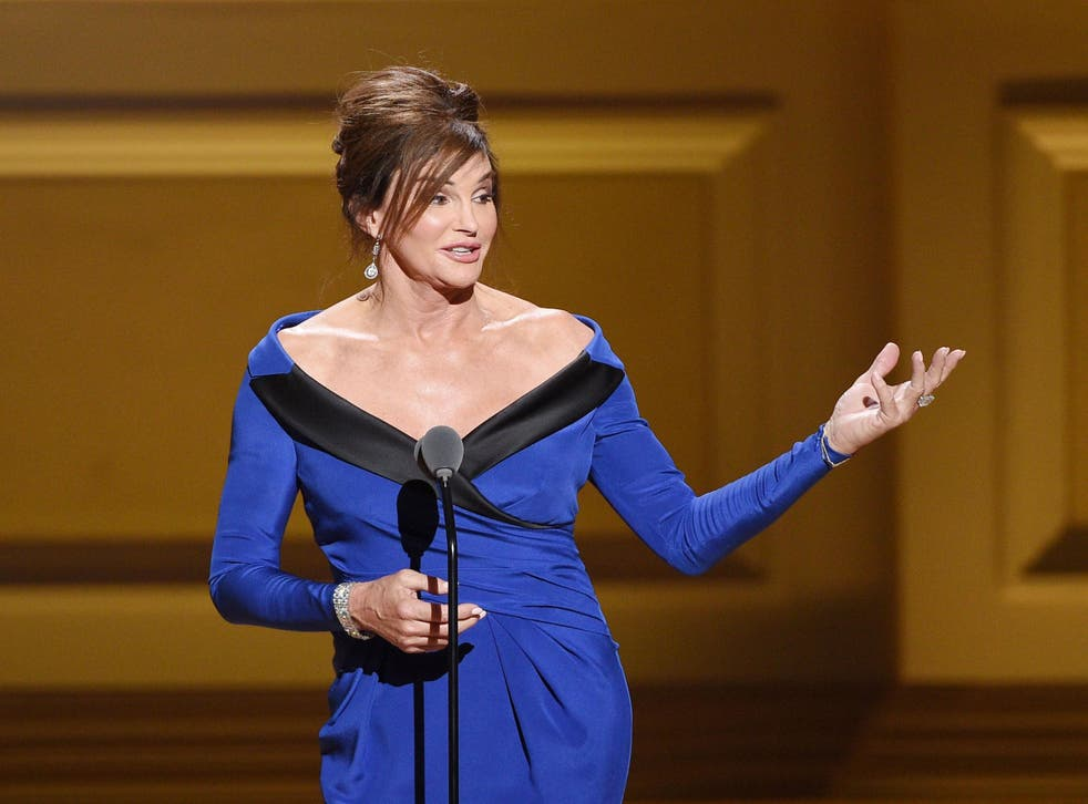 Caitlyn Jenner has become one of the most visible trans women in the world