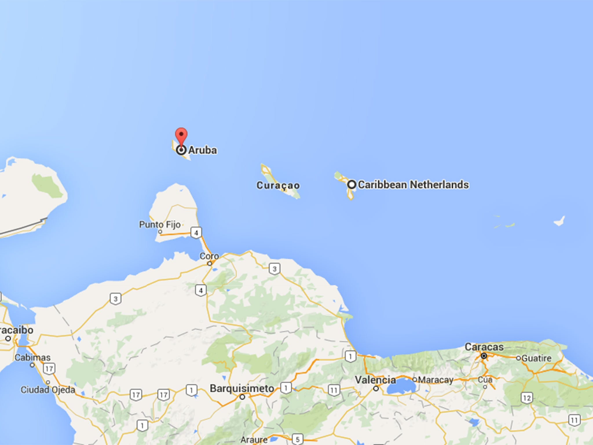 Shark attack kills Venezuelan man after boat capsizes near Aruba