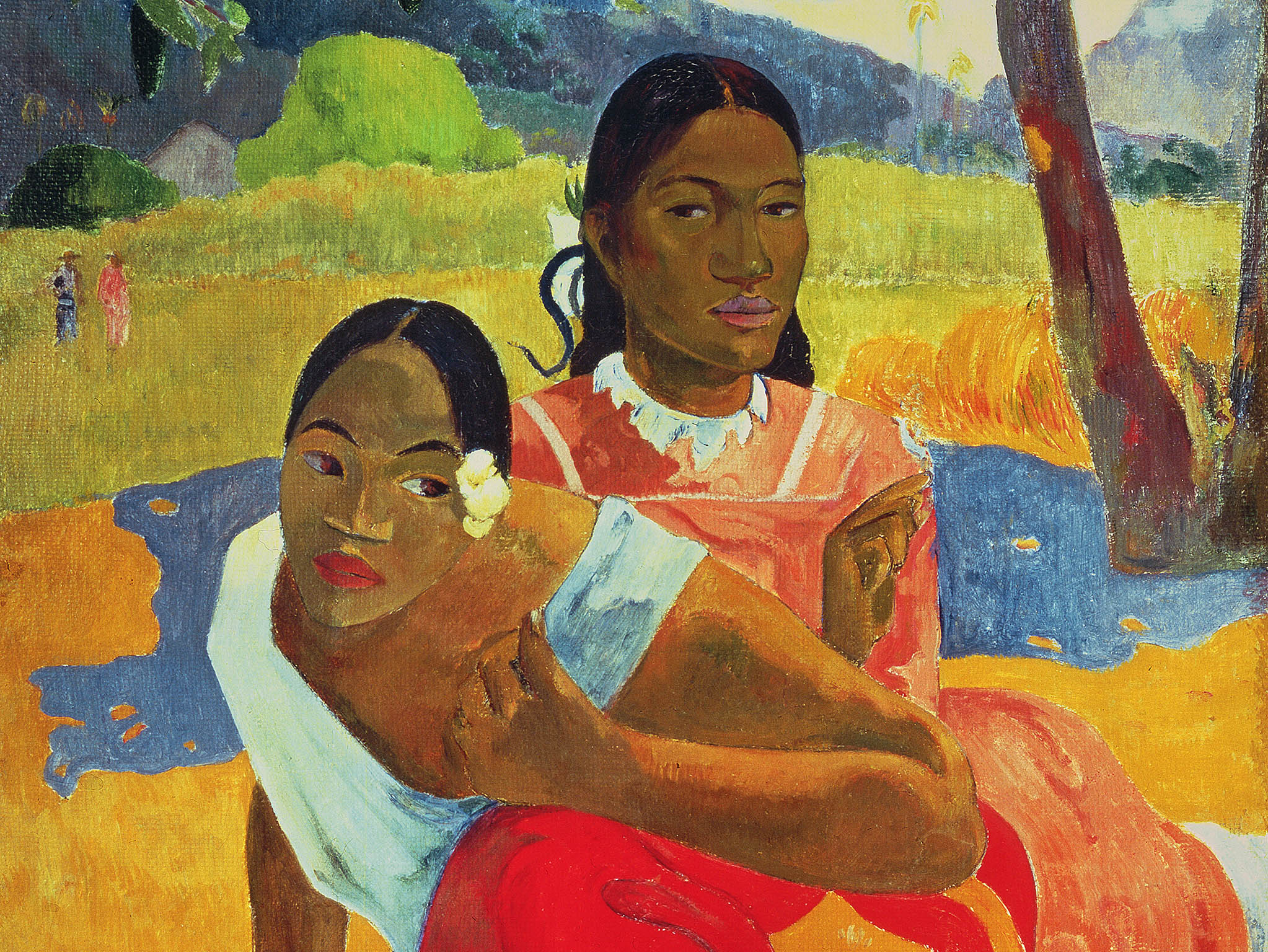 Gauguin Solntsev continues to shock the audience, pleasing his elderly spouse in plain sight 54