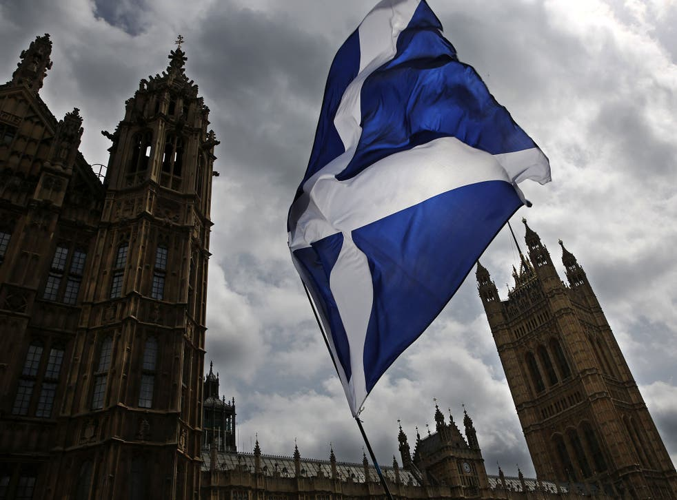 The new poll indicates that support for Nicola Sturgeon's SNP is continuing to grow
