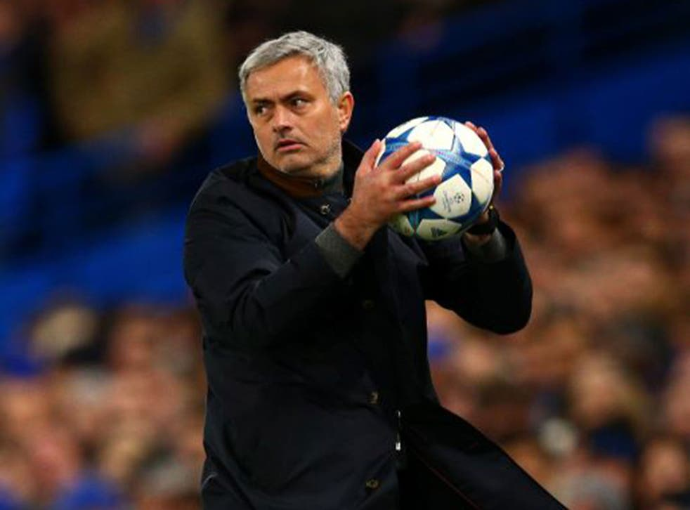 Jose Mourinho ran up a whopping crimesheet during his second spell with Chelsea
