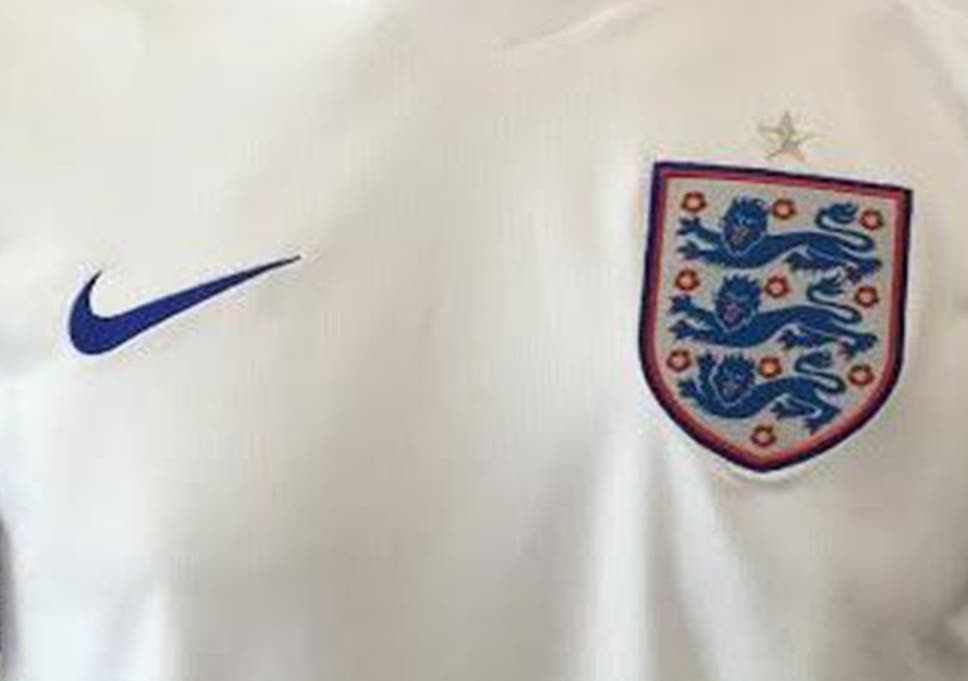 36f9c59a851 England Euro 2016 kits leaked: But white and red shirts are likely ...