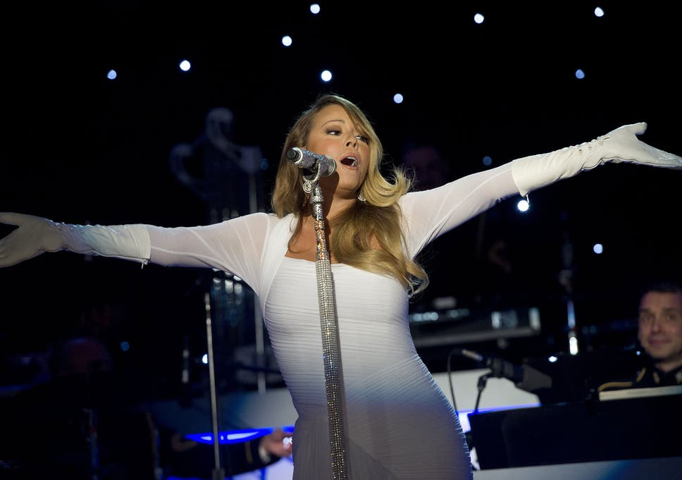 Reworked version of Mariah Carey\'s All I Want for Christmas Is You ...