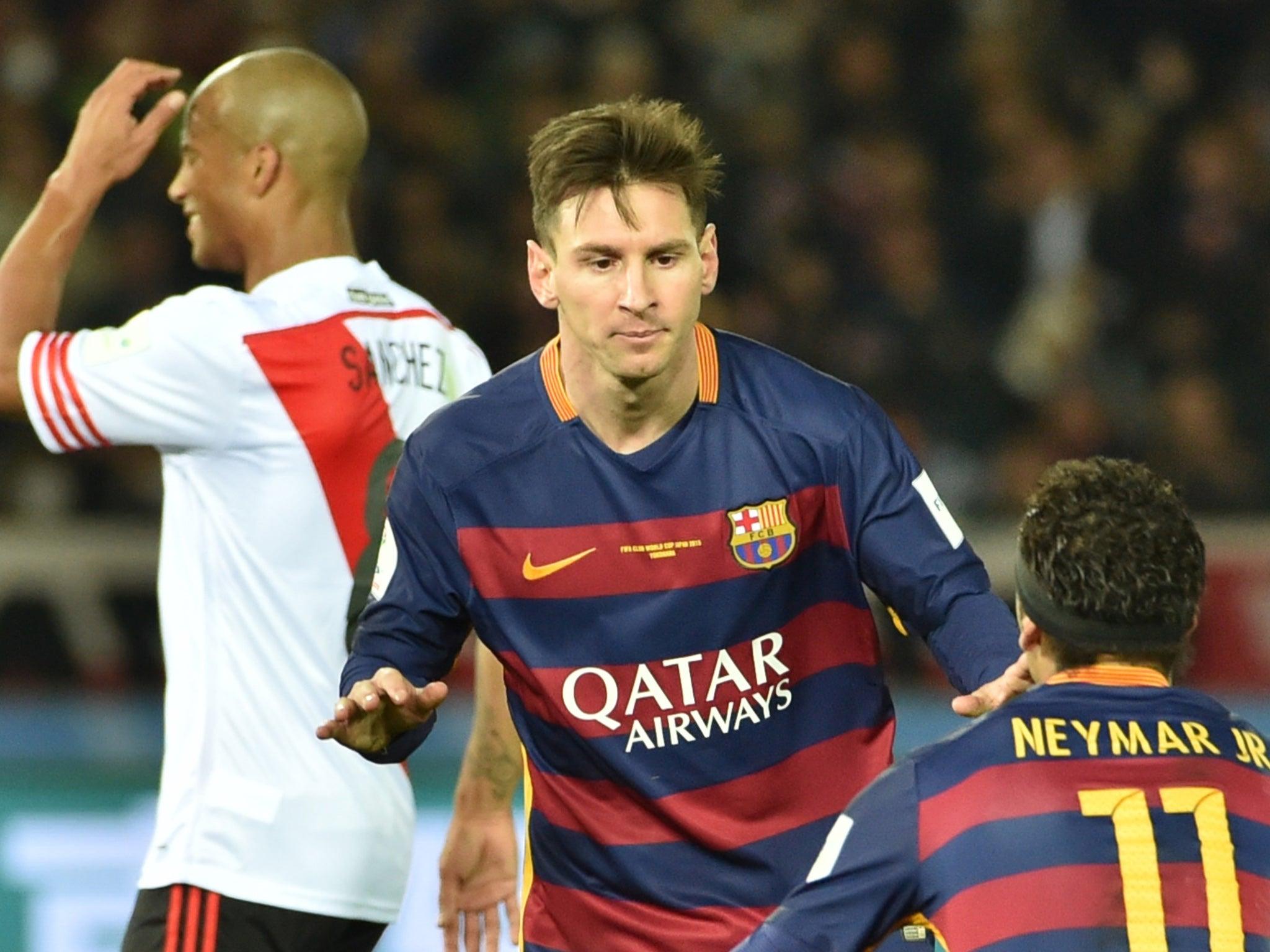 Lionel Messi wanted Inter Milan move says Juan Sebastian Veron