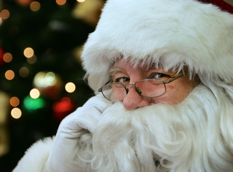 What effect does telling children the truth about Father Christmas have on their development?