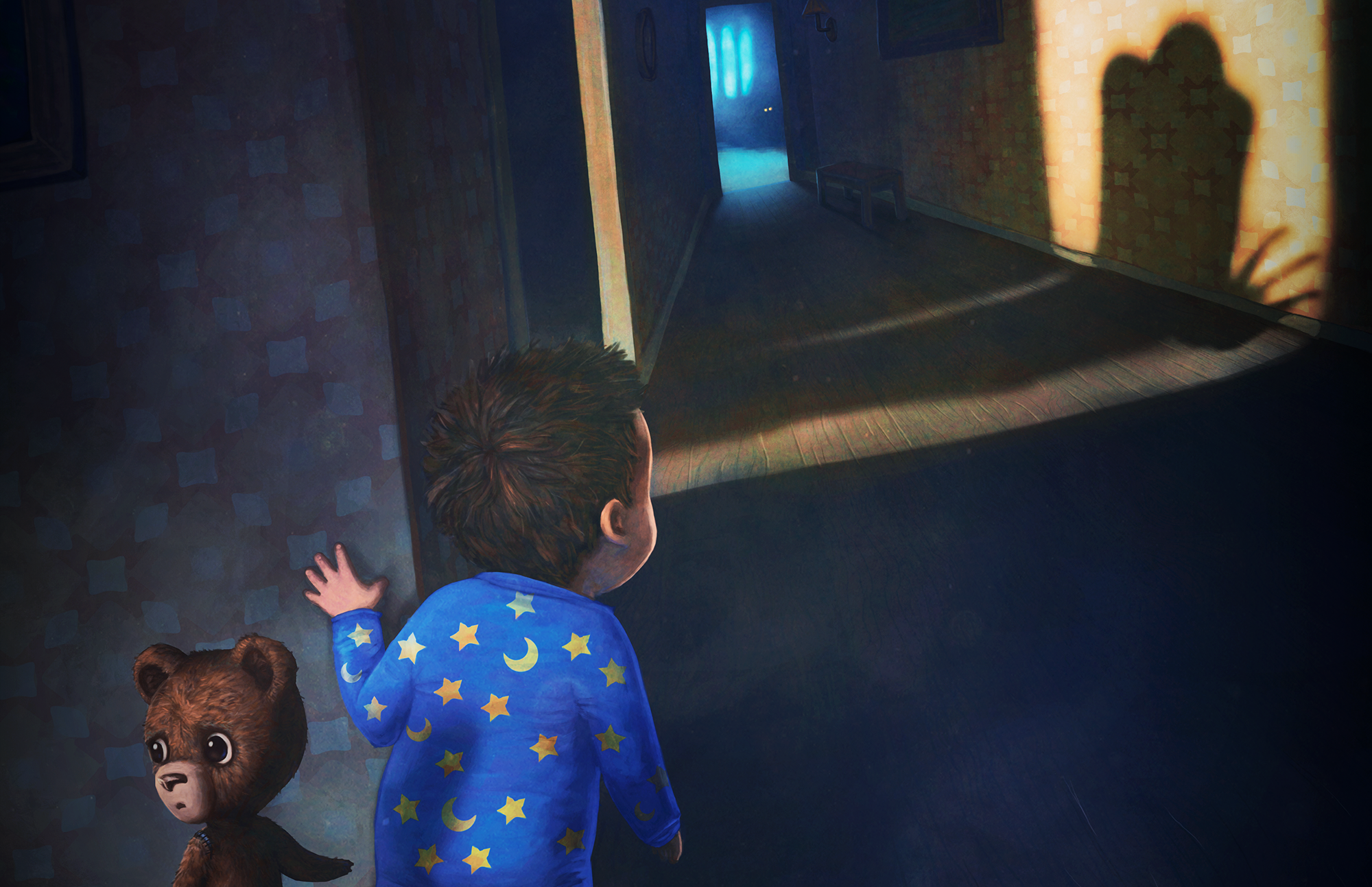 Among the Sleep, PS4 review: An experiment rather than fully fledged video  game | The Independent