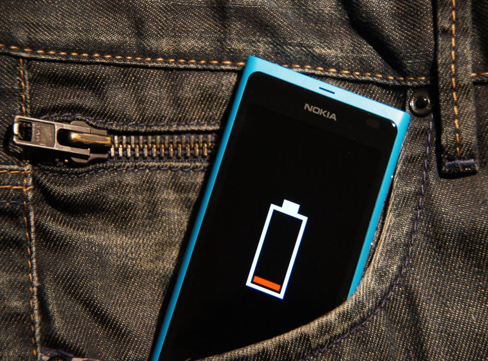 Dashing for your phone charger could become a thing of the past once Sony's improved batteries hit the market