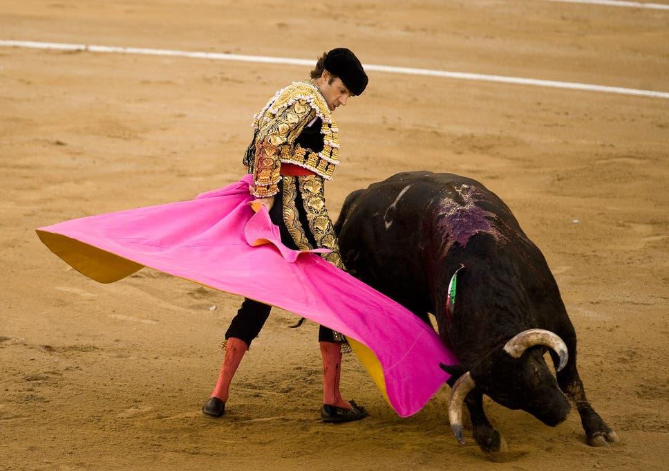 Bull fighter sex attack