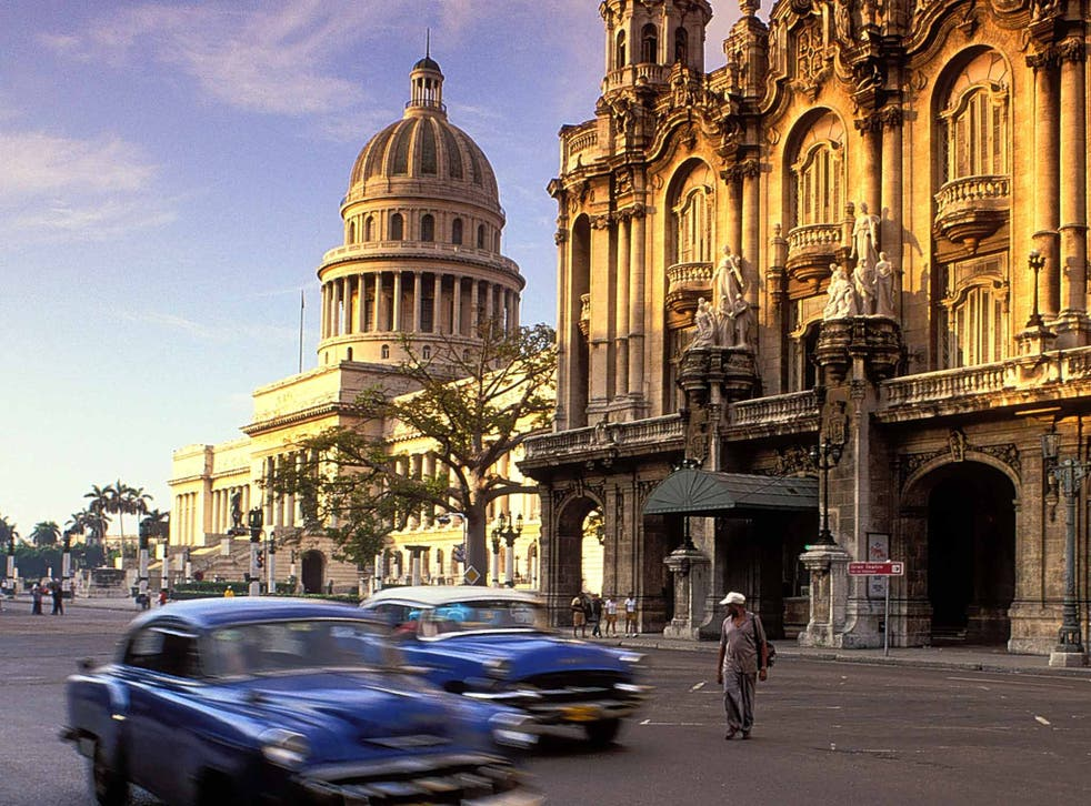 Havana good time: visitor numbers are increasing to the Cuban capital