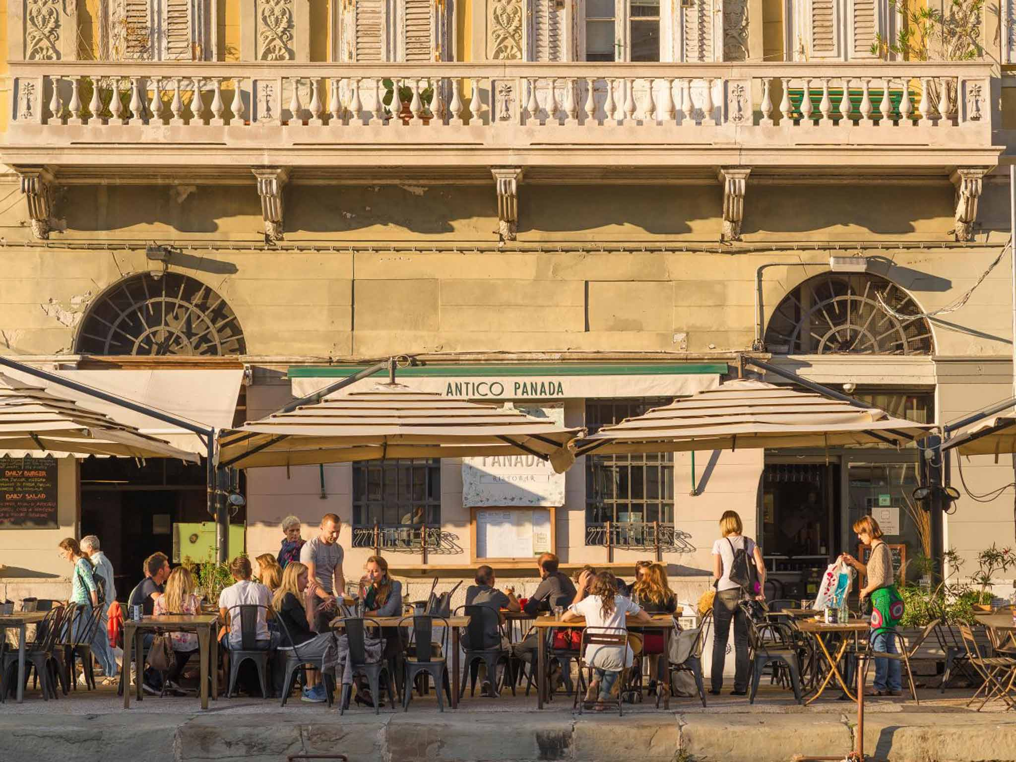 Why Trieste is the ideal destination for all coffee drinkers | The Independent