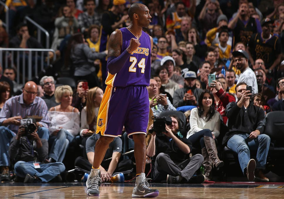 1d1fee4eb Kobe Bryant  The Los Angeles Lakers star in numbers ahead of bow against  Utah Jazz