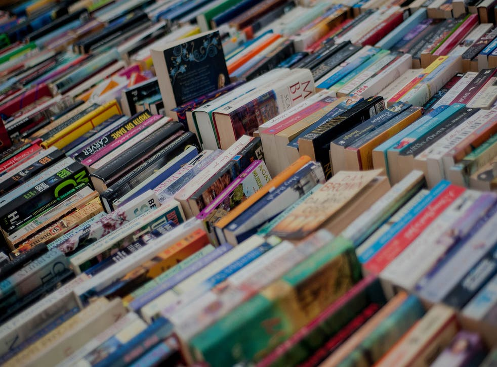Books are back: figures suggest buyers are turning away from e-books back to printed texts.