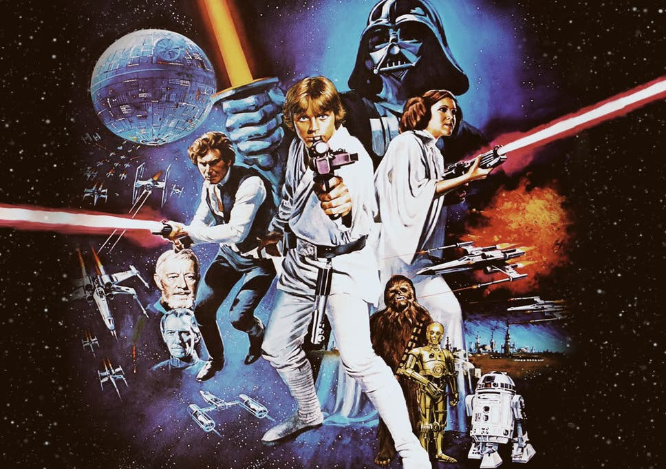 Star Wars The Force Awakens Still Has A Way To Go To Beat A New Hope At The Box Office The Independent