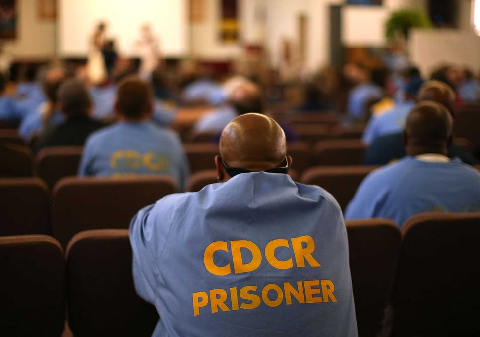 San Quentin inmates answer six questions about day-to-day prison