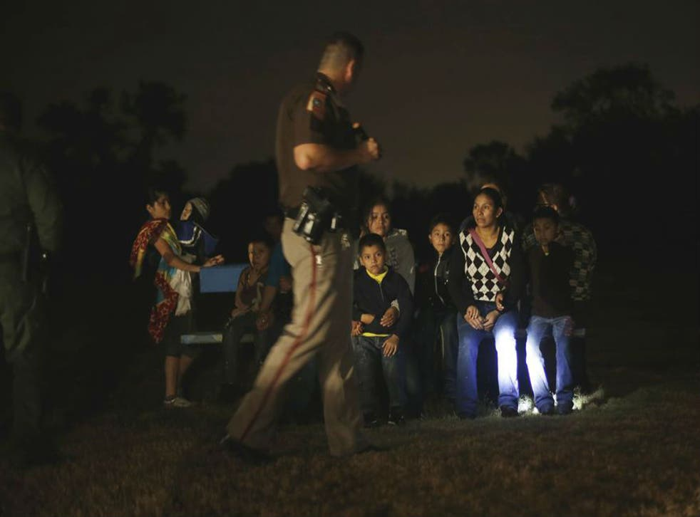 The DHS is planning raids to deport hundreds of families