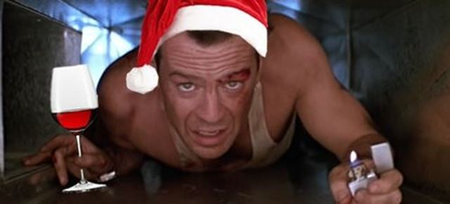 you can almost make the twelve days of christmas out of bruce willis films the independent - Bruce Willis Christmas Movie