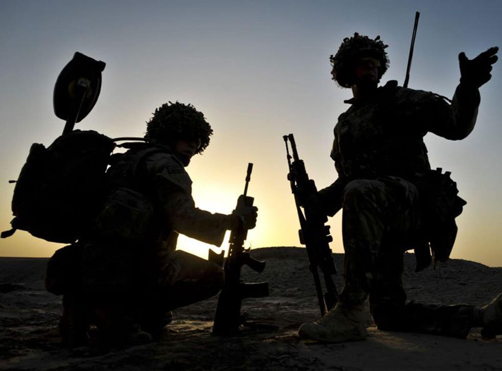 Special forces soldiers allegedly murdered civilians and planted guns on their bodies