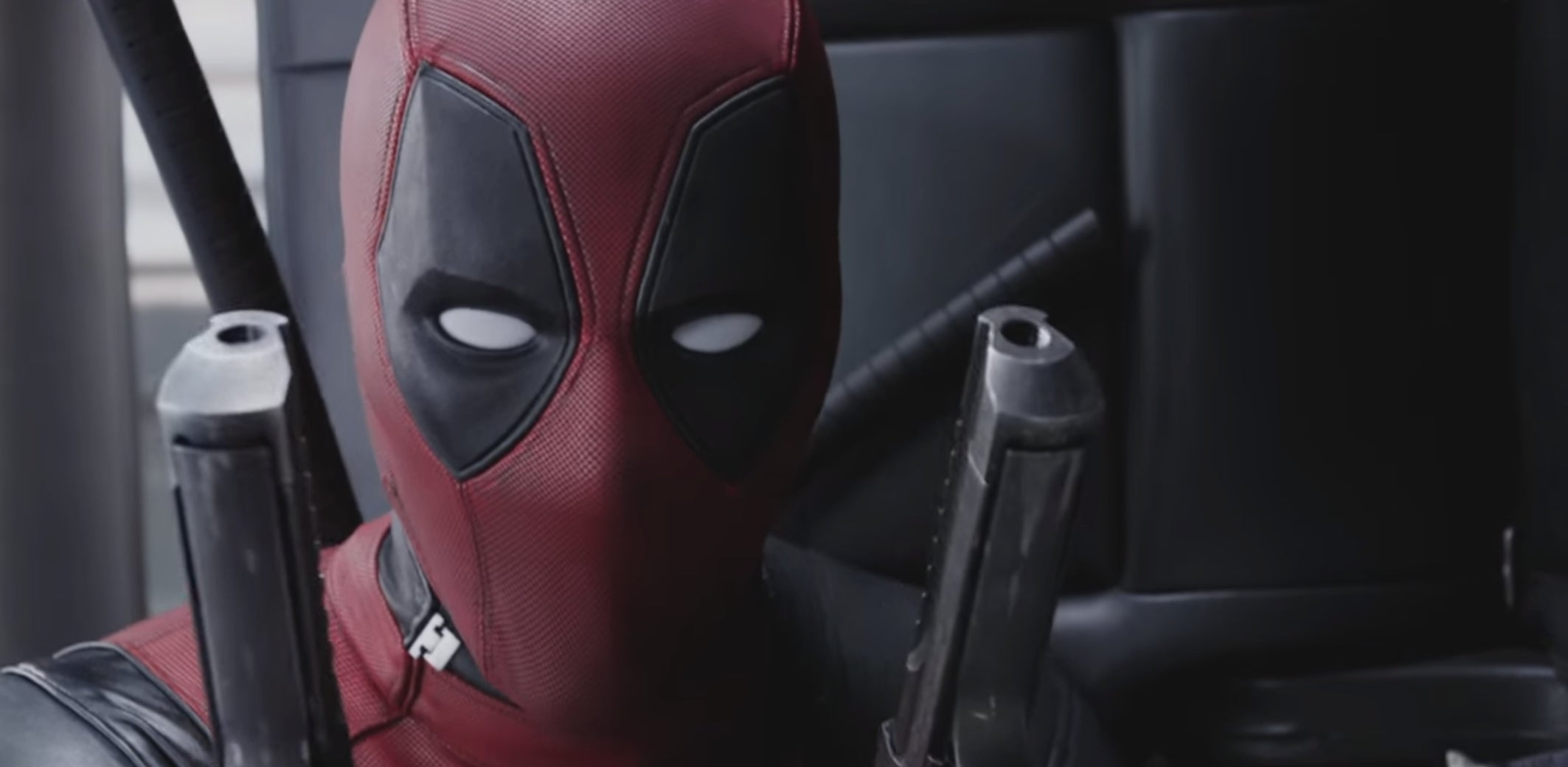 Deadpool 2 Trailer Red Band