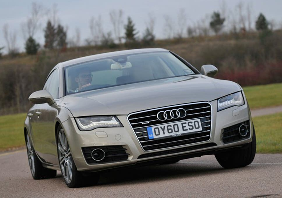 Audi A Sportback Car Review Lavishfeeling Hatch Is Beautifully - Audi a7 review