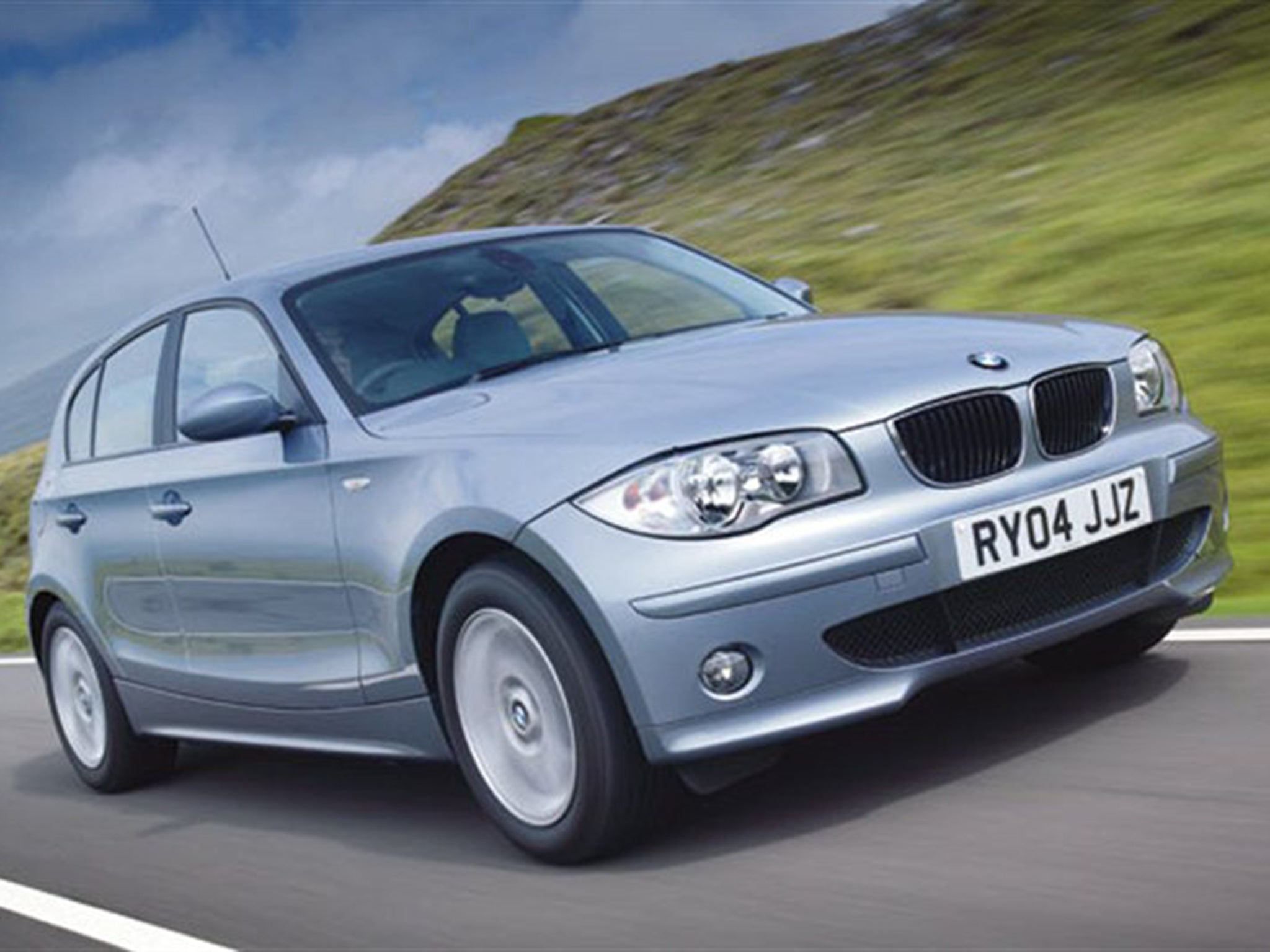 Top 10 second hand BMWs