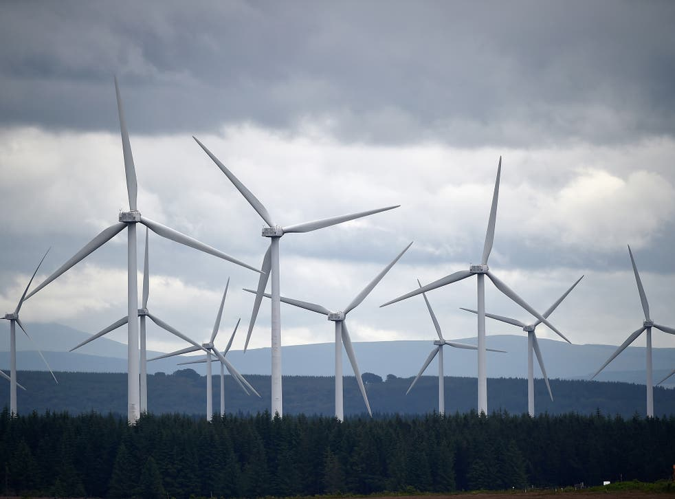 23 onshore wind projects have been rejected in England in the past year