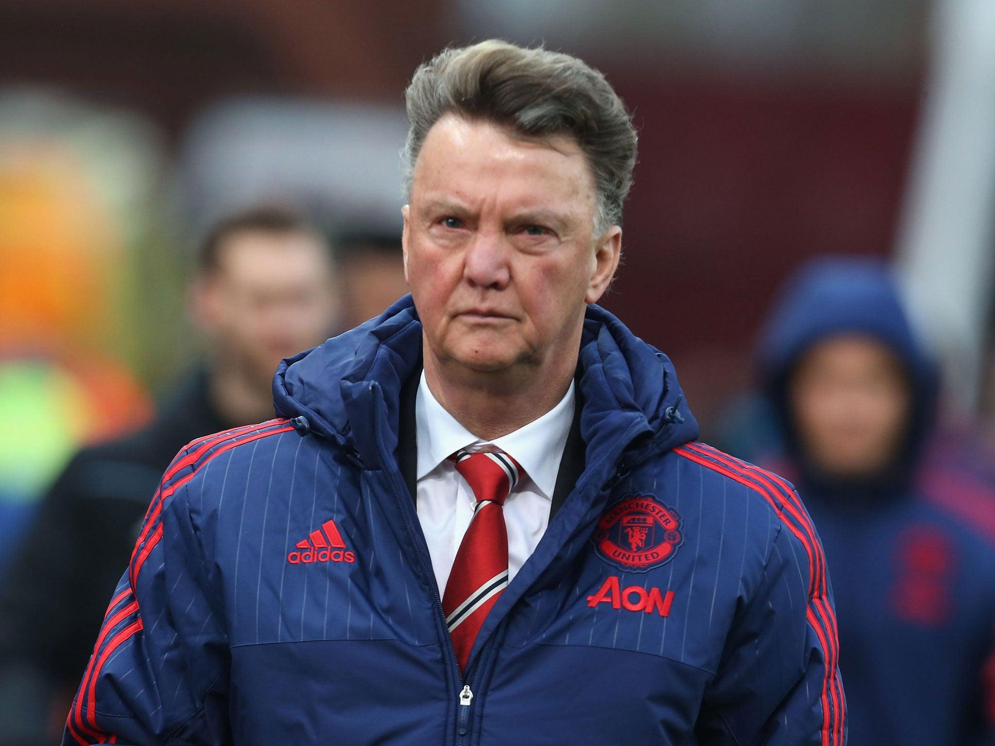 Louis Van Gaal Hints He Could Resign Before He Is Sacked