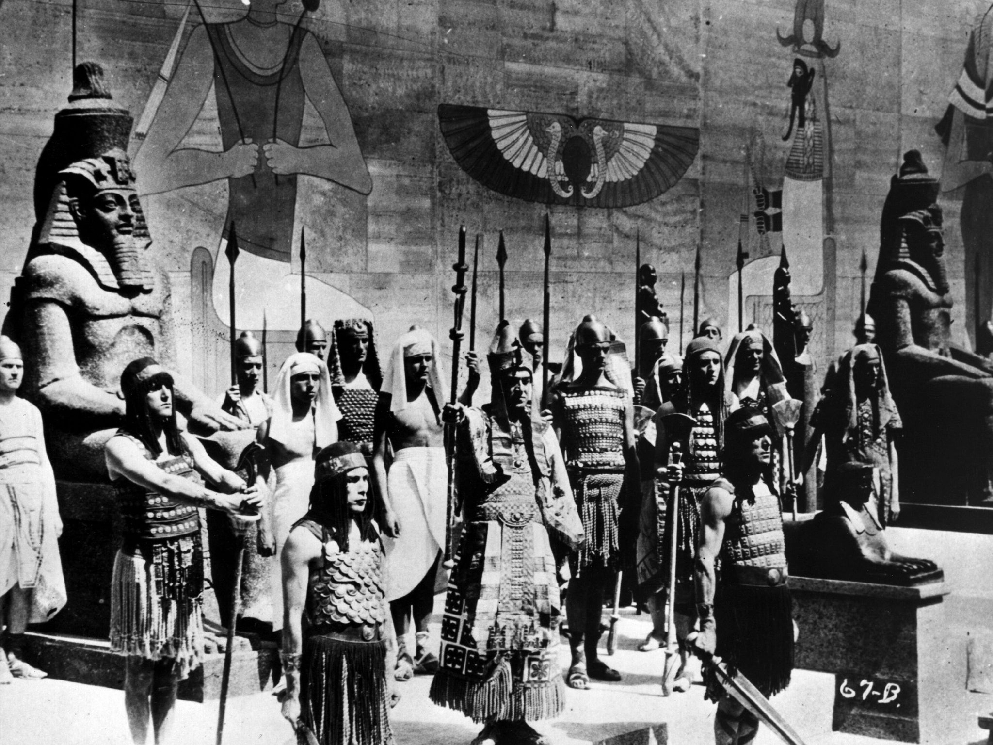 The Lost City of Cecil B DeMille: The film about ...