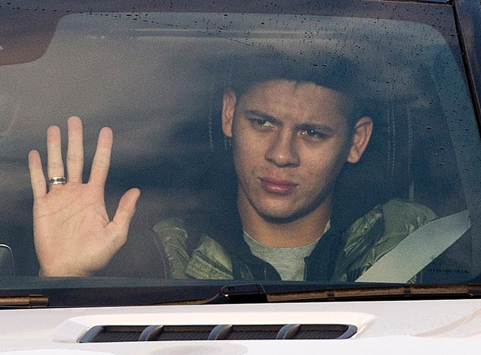 Marcos Rojo moved to Manchester Utd from Sporting Lisbon for £14m in 2014