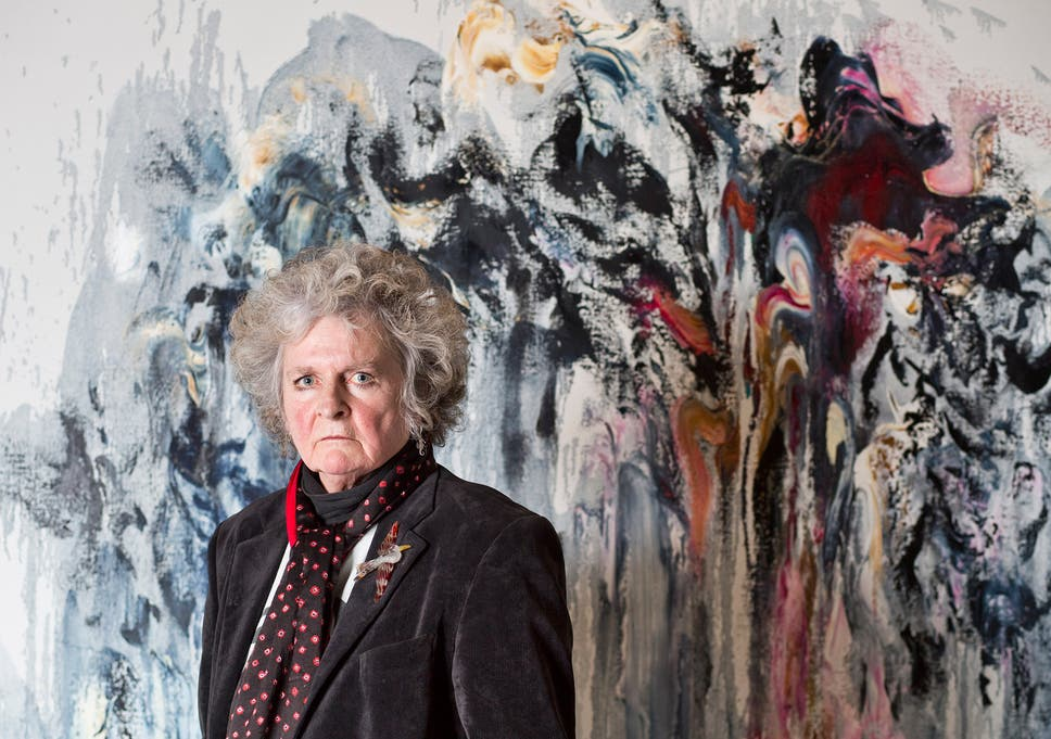 Maggi Hambling interview: Celebrated artist on how she discovered ...