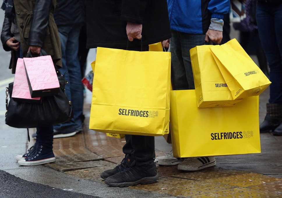 5b52083d4f123 Selfridges makes £2 million in one hour during Boxing Day sales ...