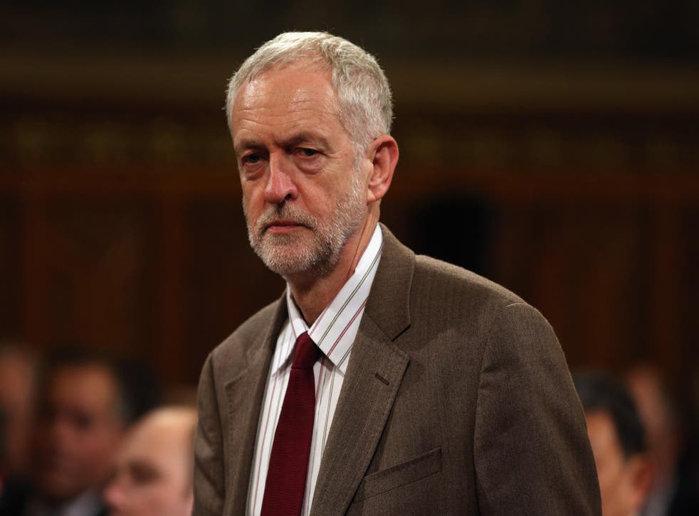 According to an ORB poll for The Independent seven out of 10 people do not trust Jeremy Corbyn to safeguard Britain's national security