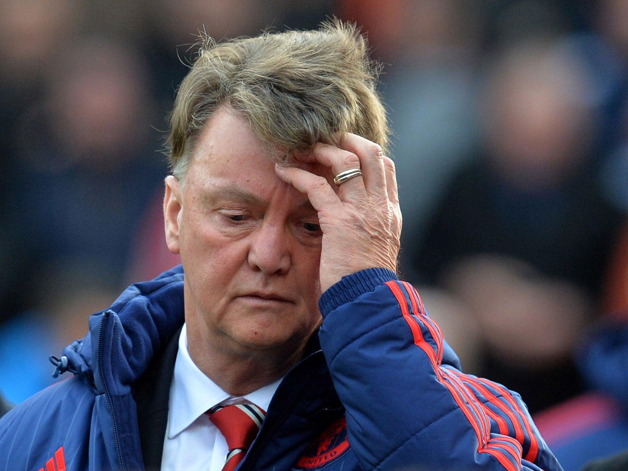 Louis Van Gaal: Manchester United Boss Believes Club Are