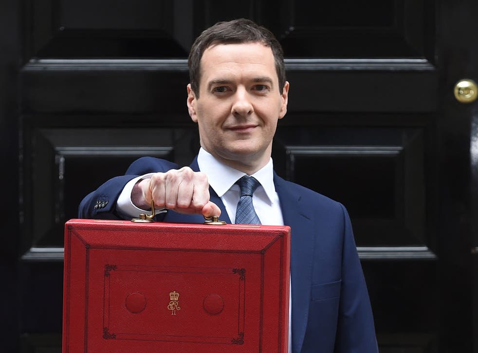 George Osborne had three Budgets