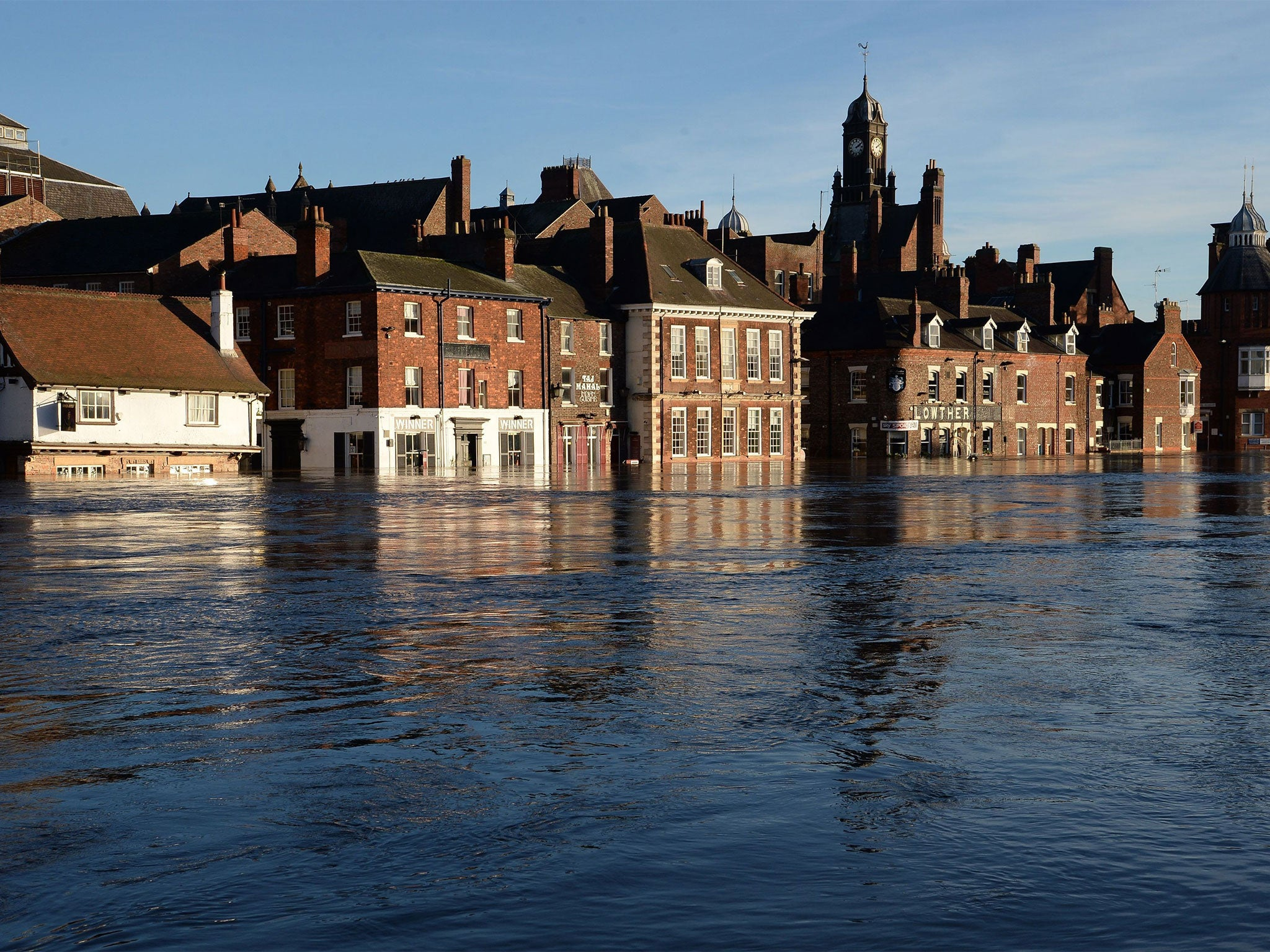 UK flooding live updates: Britain needs 'complete rethink ...