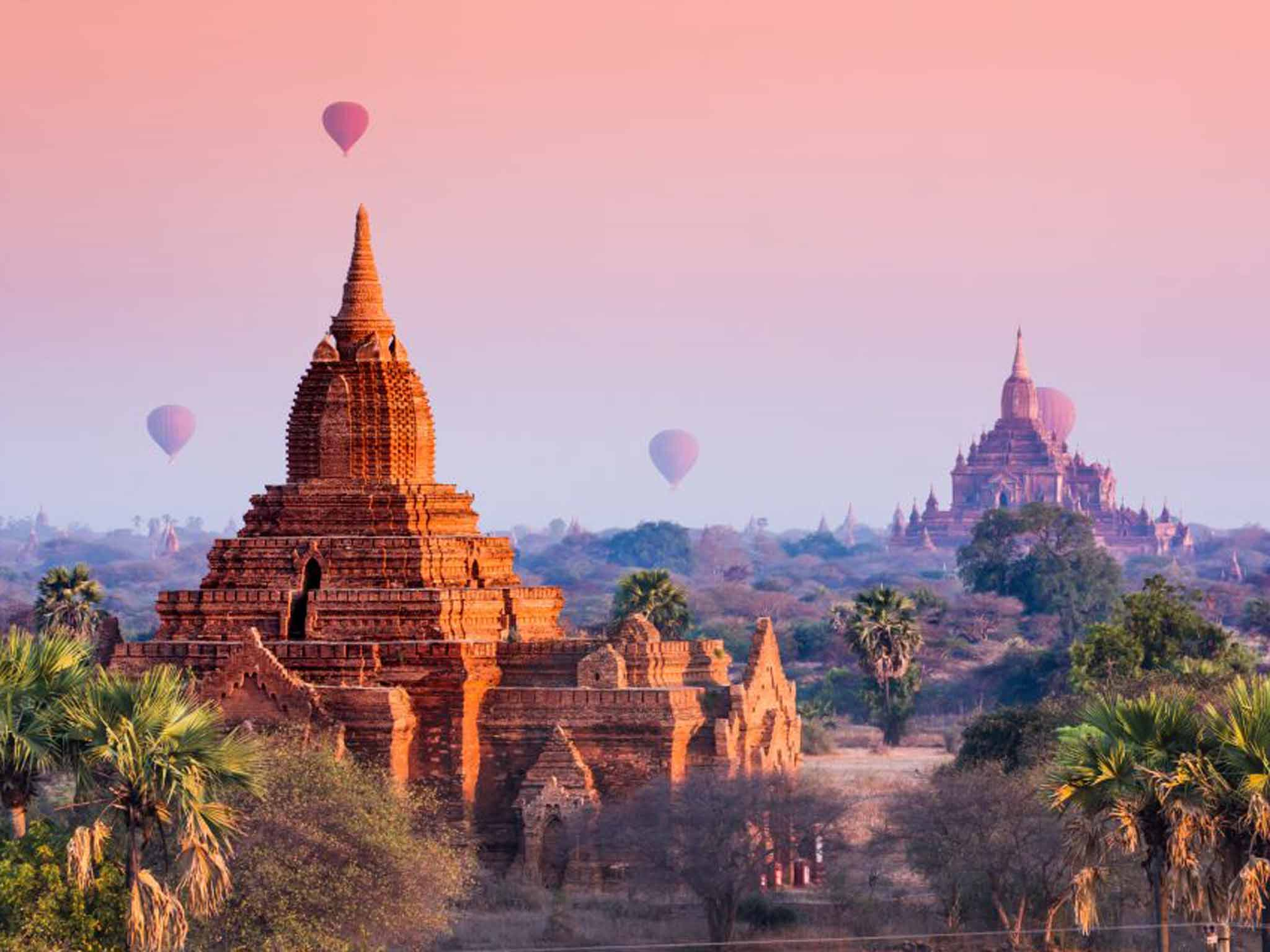 Destinations That Are Back On The Map Sierra Leone, Burma -3078