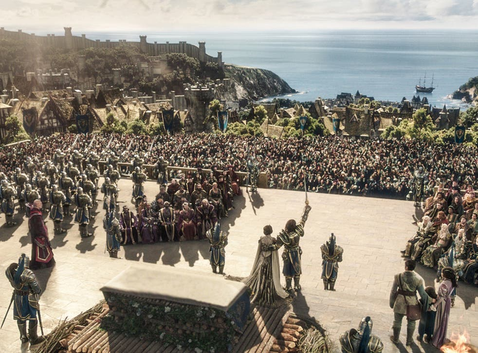 Universal Pictures' Warcraft: The Beginning