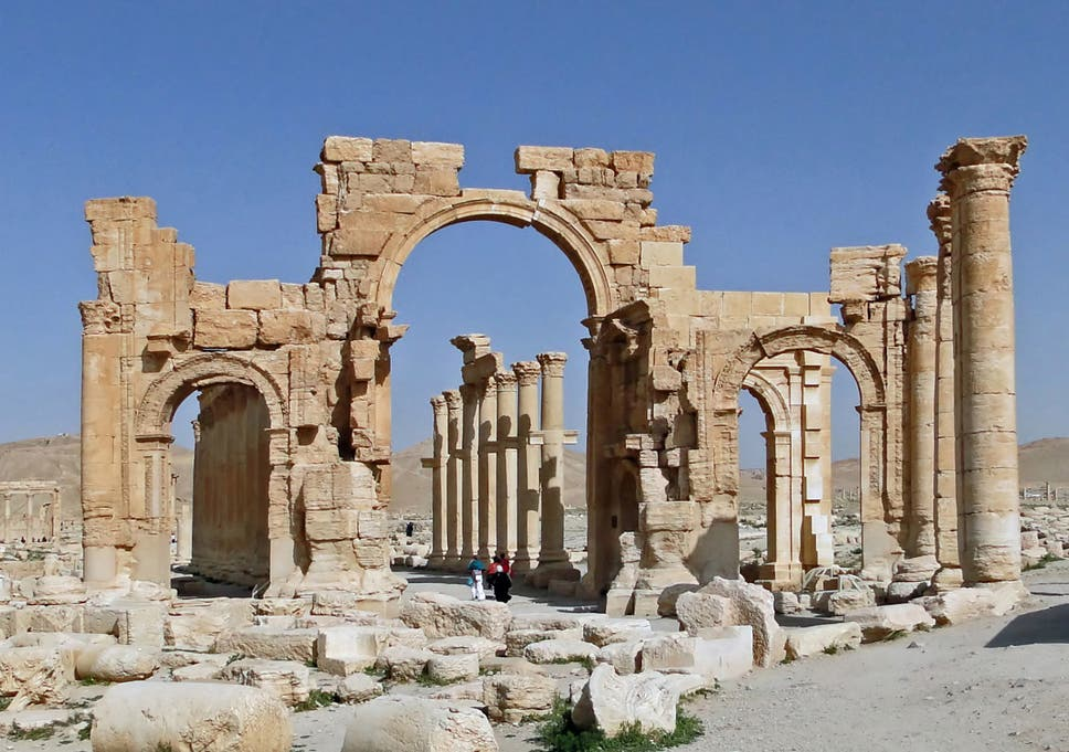 Syria S Six Unesco World Heritage Sites All Damaged Or Destroyed