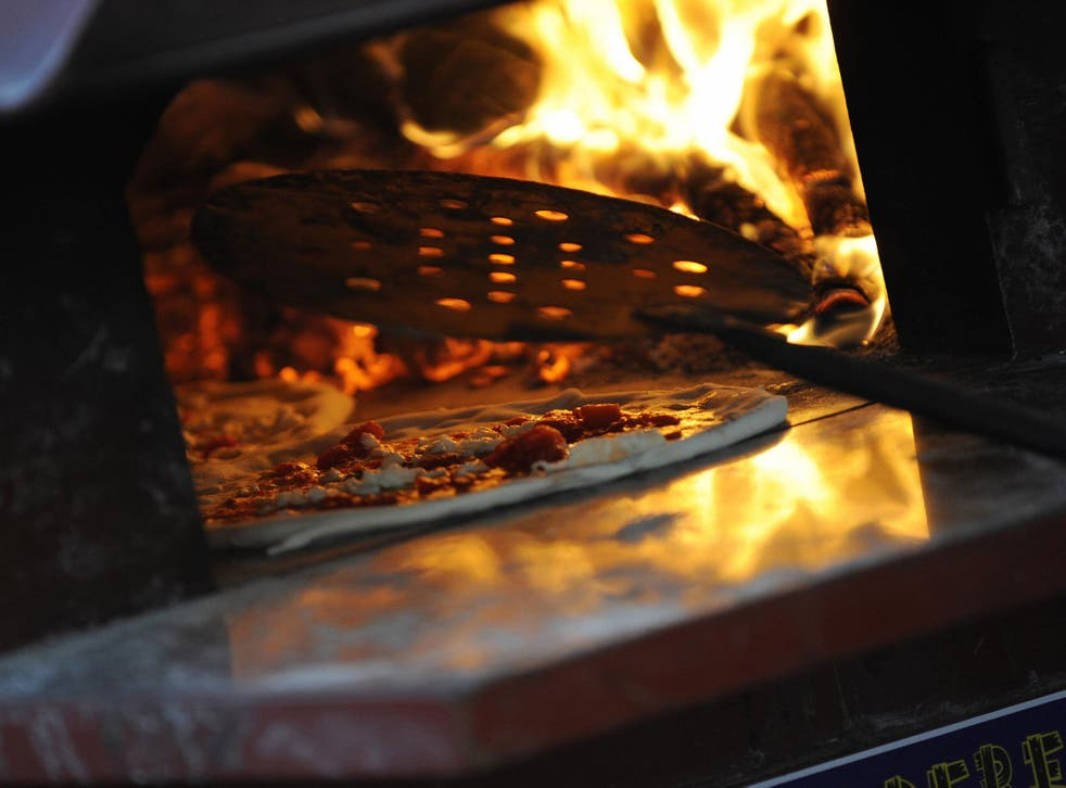 Wood-fired pizzas have been banned in San Vitaliano to curb pollution