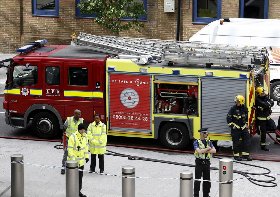 London Fire Brigade called 16 times a day by people locked