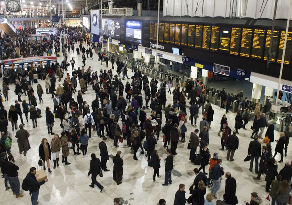 London Waterloo set to become first European transport