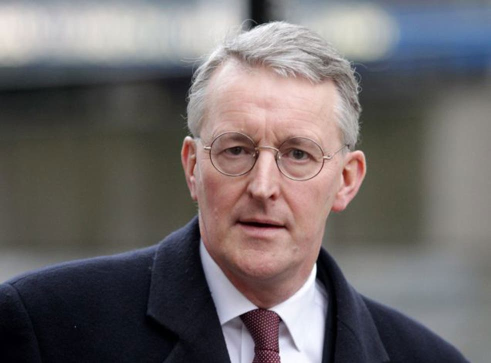 Hilary Benn is expected to be the most high-profile casualty of January's reshuffle