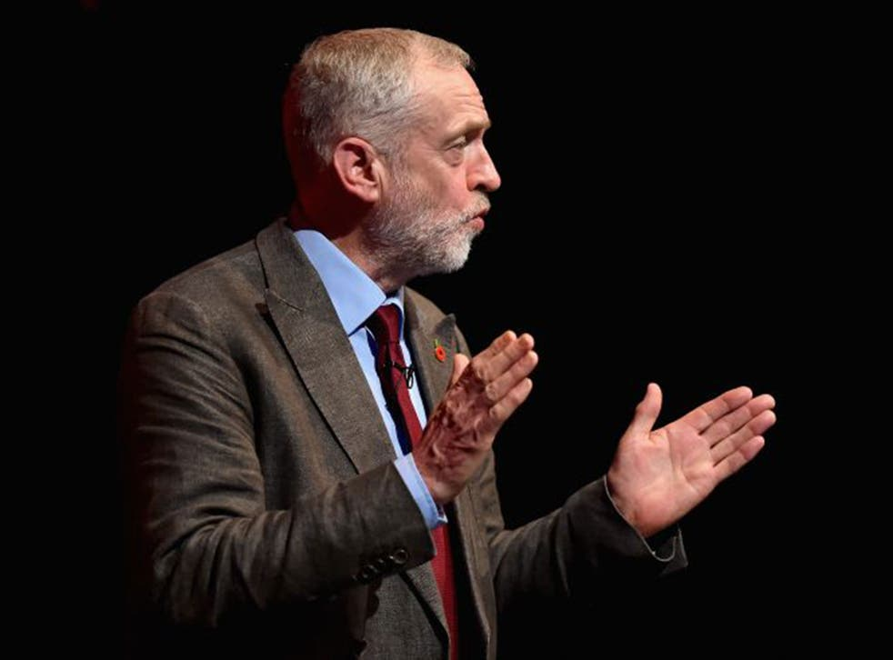 """Jeremy Corbyn is challenging David Cameron to take part in an annual, televised """"state of the nation"""" debate (Ge"""