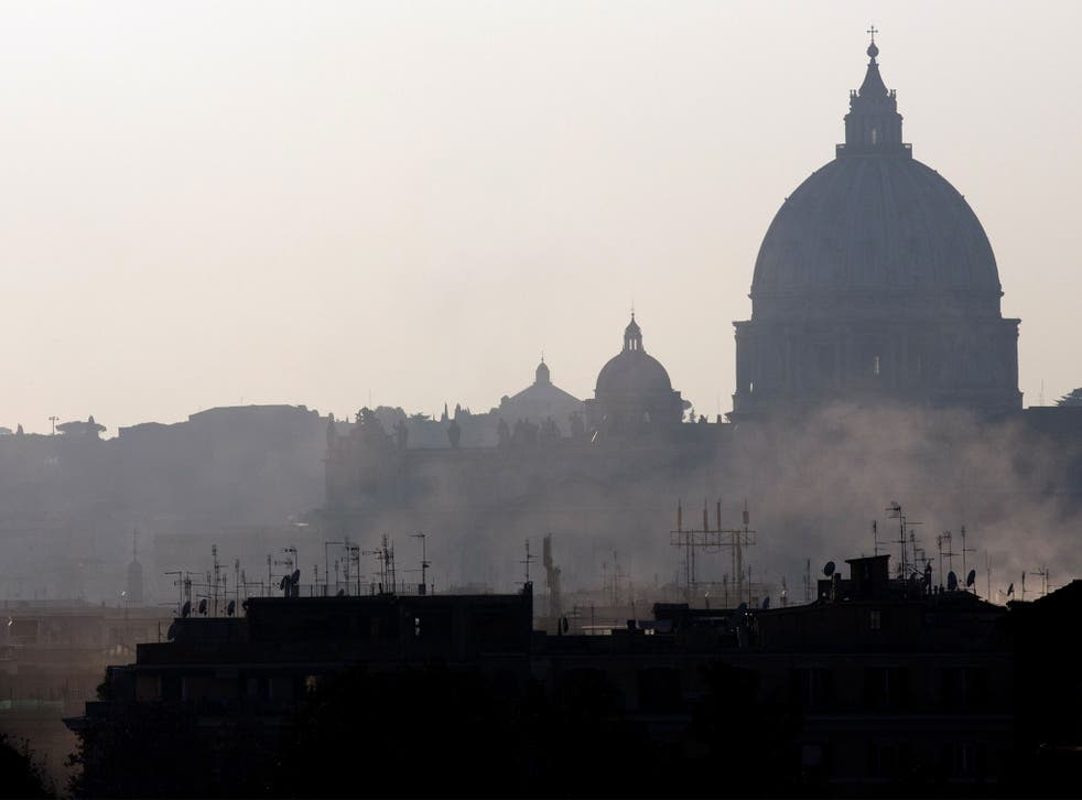 Smog levels in the Italian cities have exceeded healthy levels for more than 30 consecutive days