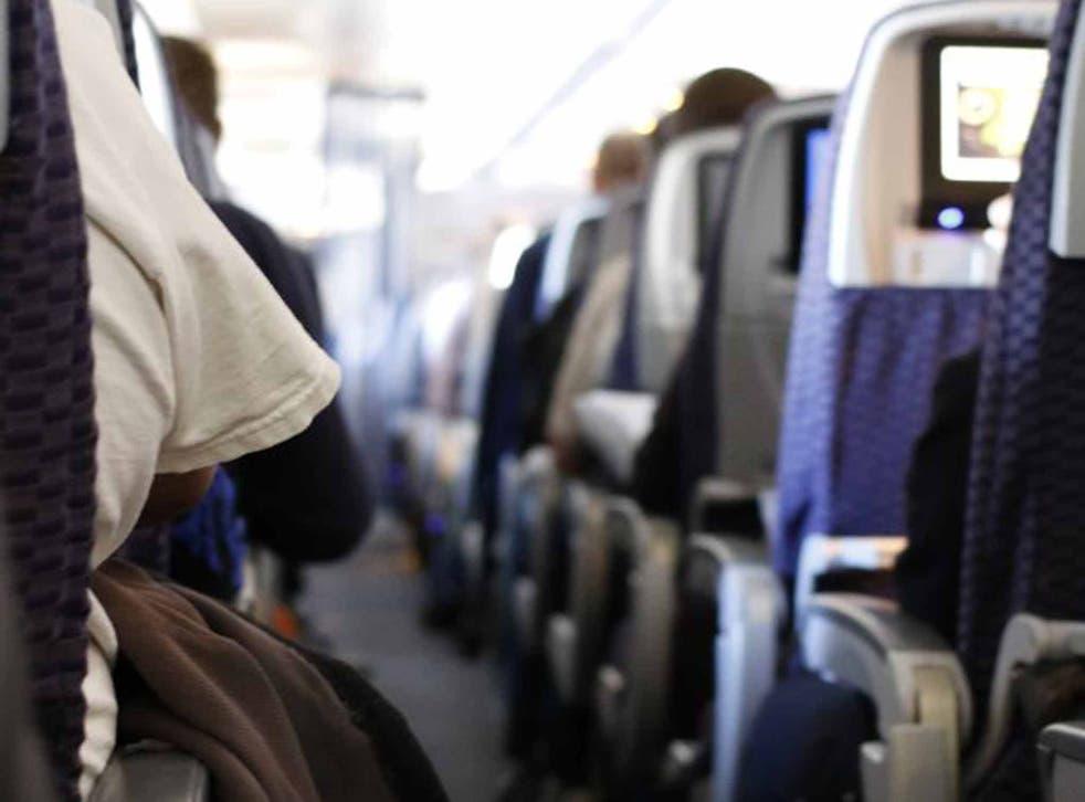 Aeroplanes habitually dim their lights for landing