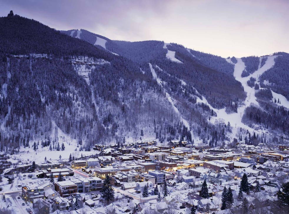 Branch line: Telluride sits in the San Juan mountains