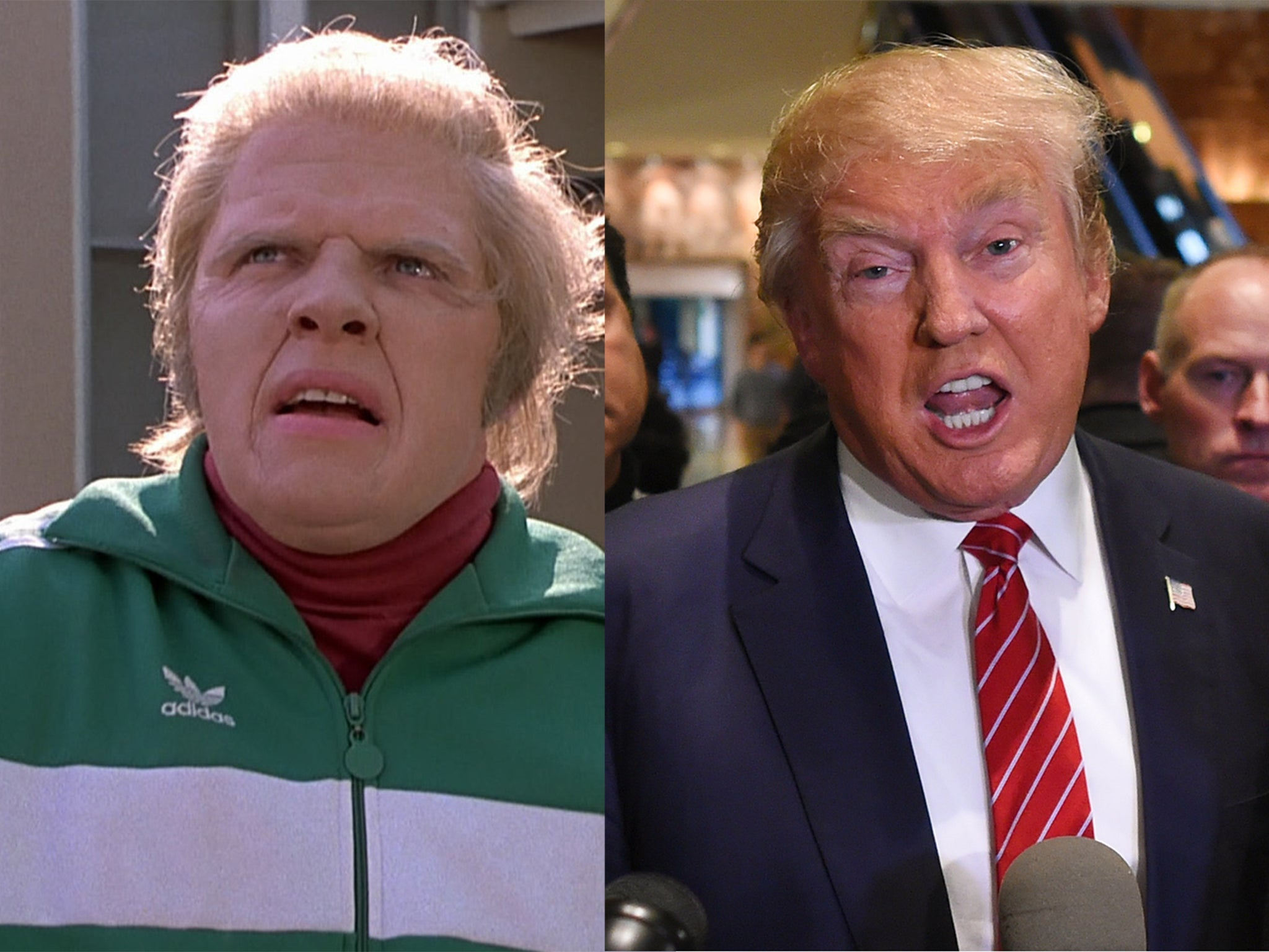 Donald Trump is like Biff, the villain from Back to the ...